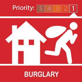 There has been a report of a burglary on Westcott Way. Offender(s) have entered the property by smashing the patio door and stolen property including Jewellery items.