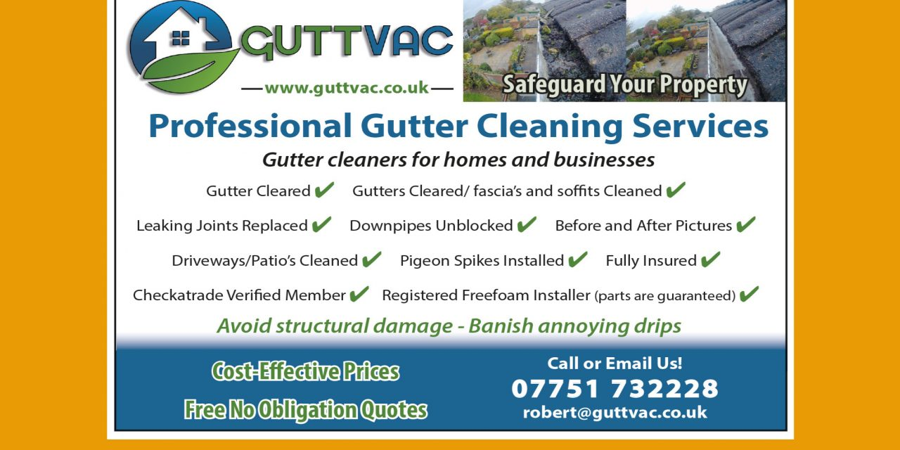 Guttvac Professional Gutter Cleaning Service