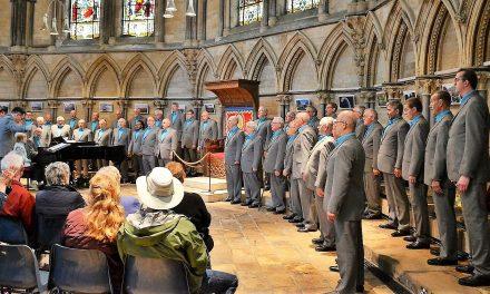 New President for Northampton Male Voice Choir